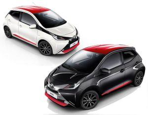 Toyota Aygo Rear Window Tint