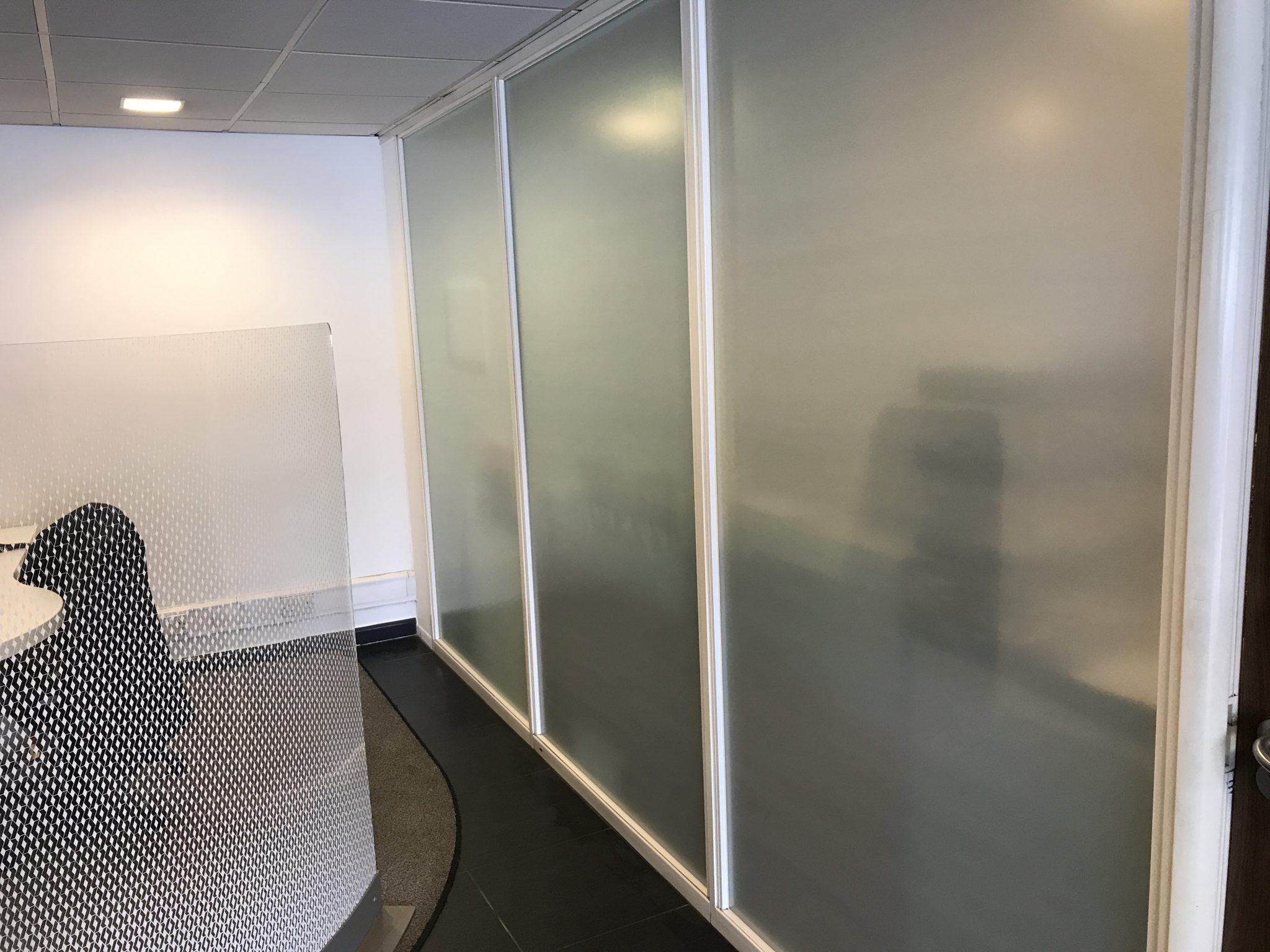 Showroom Frosted Film