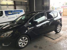 Vauxhall Meriva Global Tint