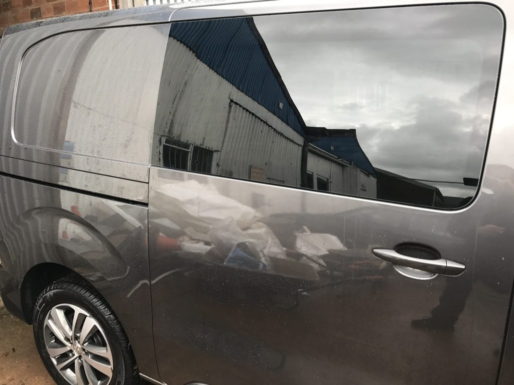 Expert Window Tinting in Exeter
