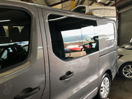 Graduated Window Tinting