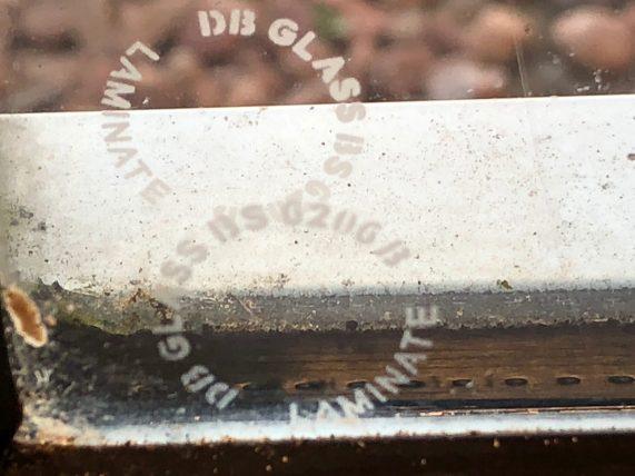 Solargard Sentinel Silver 20 External Window Film