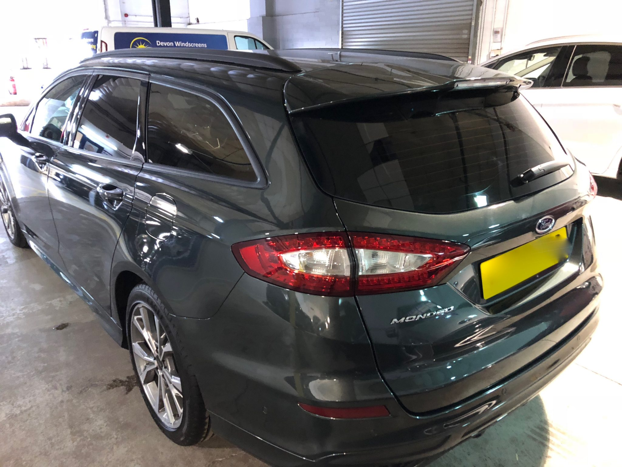 Mondeo Car Window Tinting