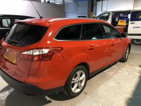 Ford Focus Car Window Tinting