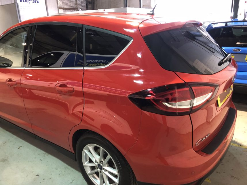 Ford C-Max Global QDP Window Tinting