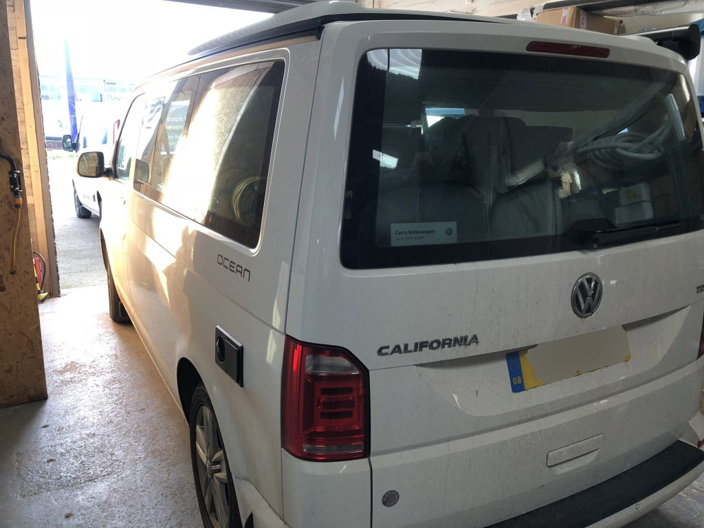 Caravelle California Window Tinting Global QDP Limo Black Window Film