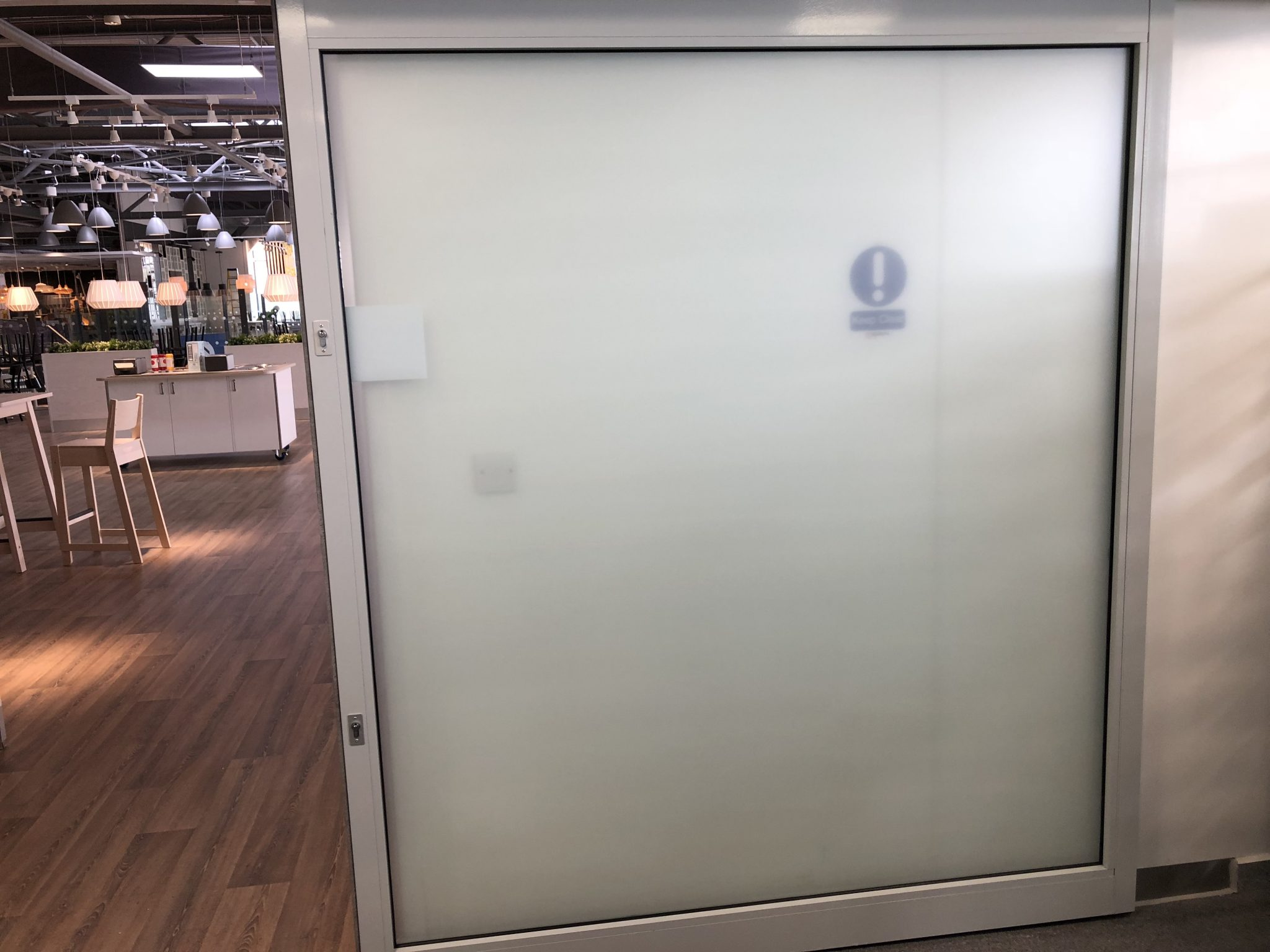 Matte Frosted Window Film Ikea Exeter