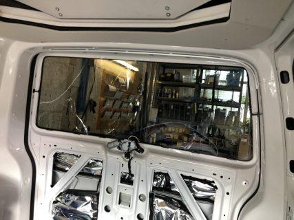 T6 Rear Window Tinting Global QDP Window Film