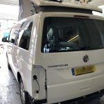 T6 Rear Window Tinting Global QDP Window Film