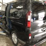 Global QDP Limo Tint Vauxhall Vivaro