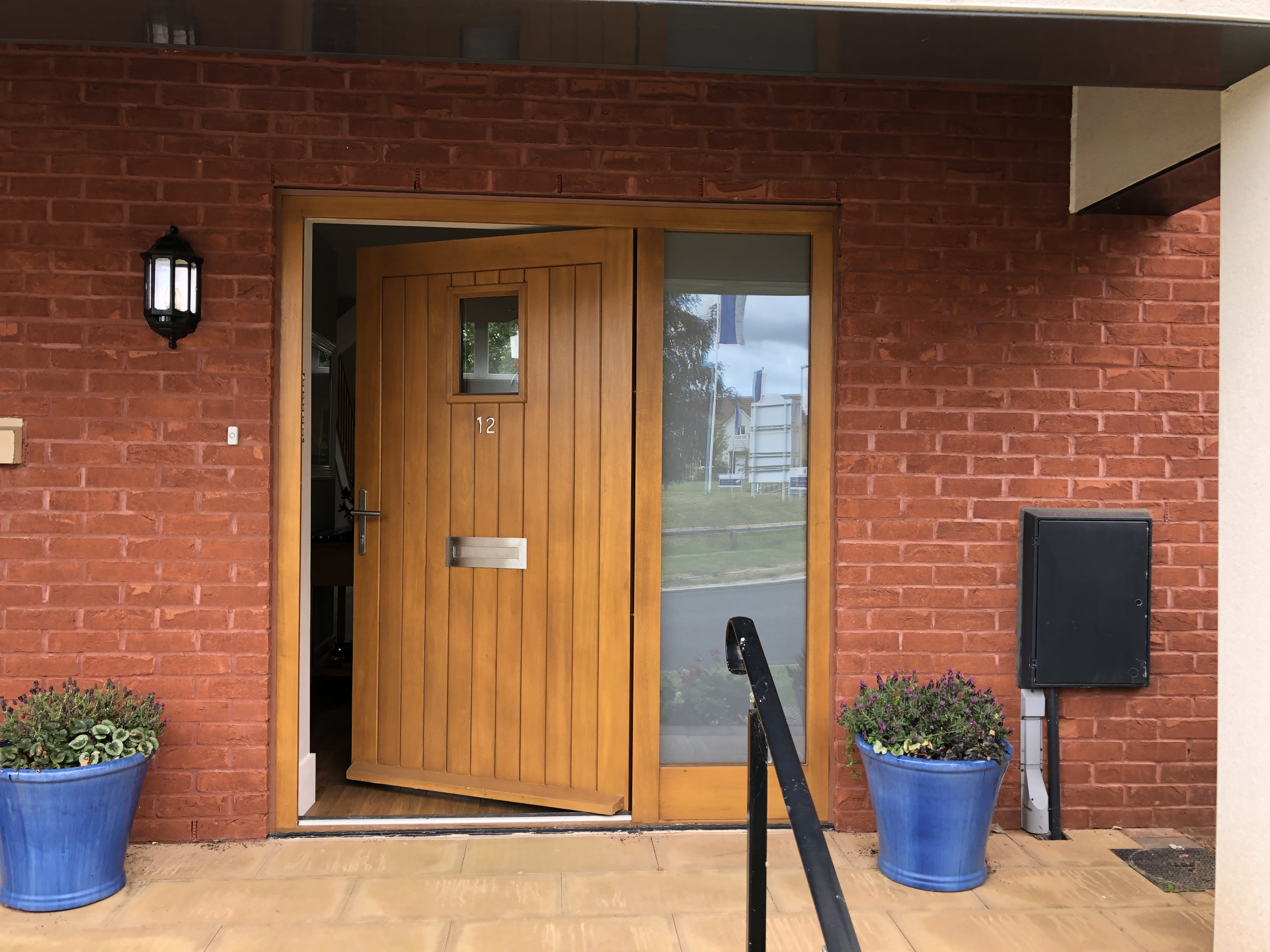 Residential Frosted Window Film Exeter