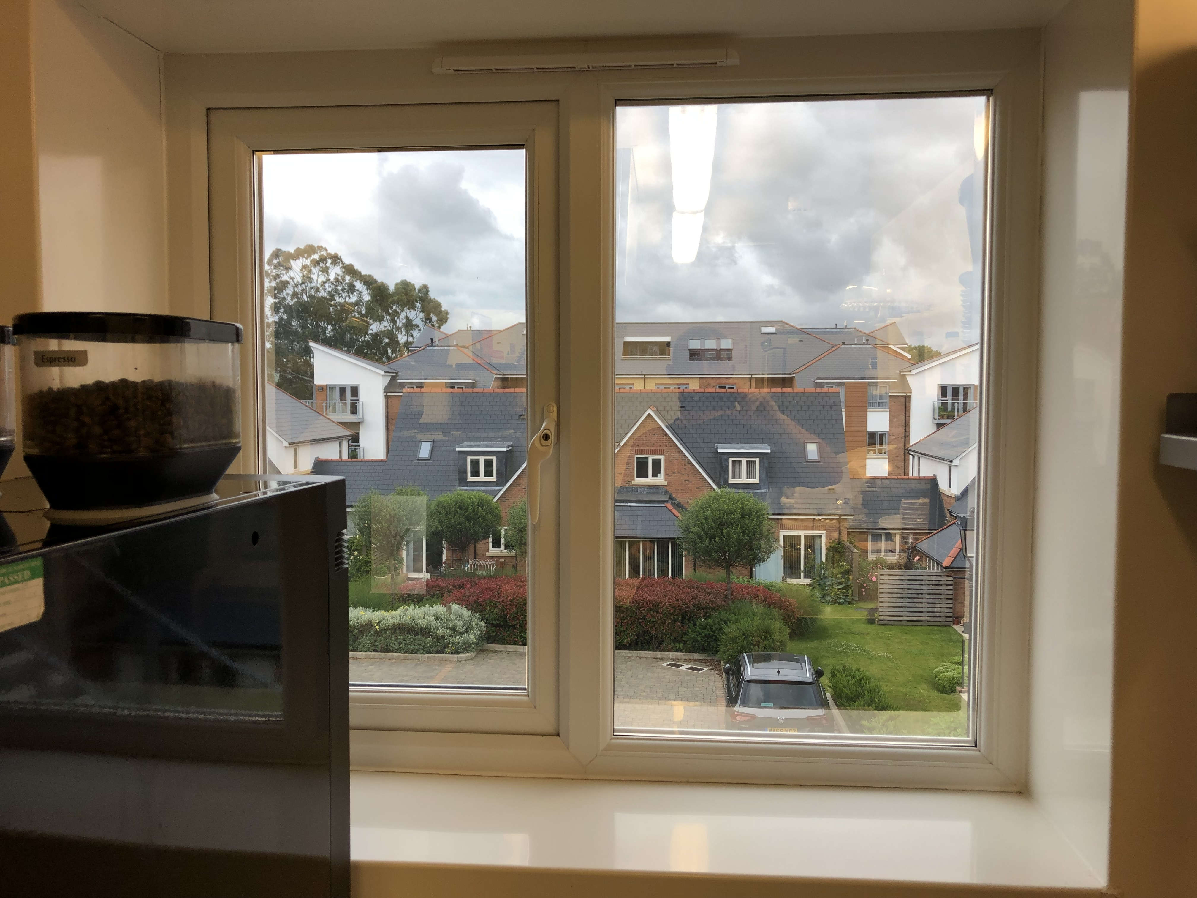 Kitchen Solar Control Window Film