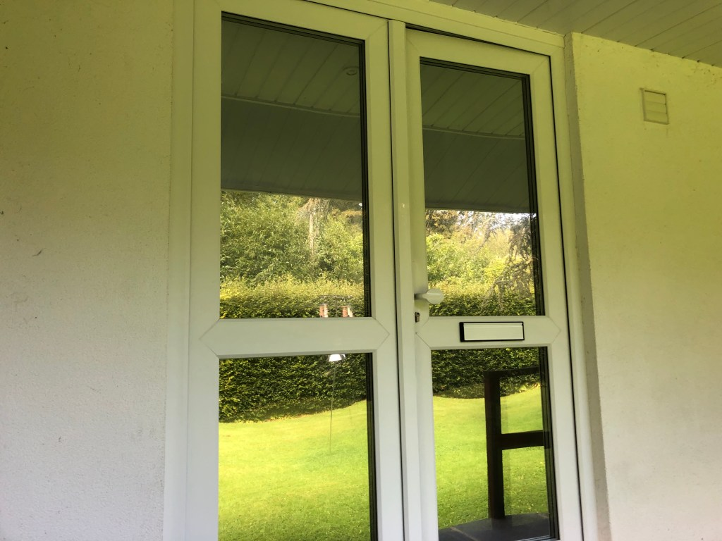 Hanita Silver 20 Window Film for Privacy and Security