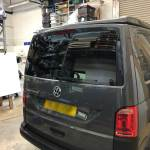 VW T6 Rear Window Global QDP Tint