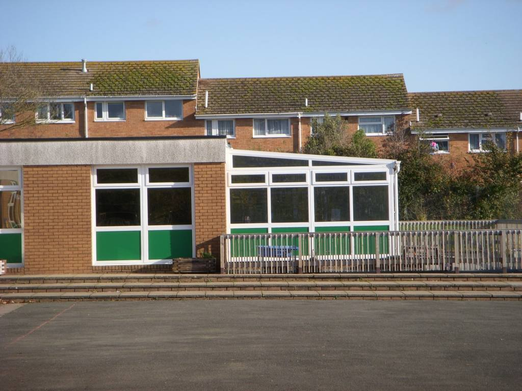 Solargard Silver 20 window film for a school in Exmouth to reduce heat and glare in the classrooms