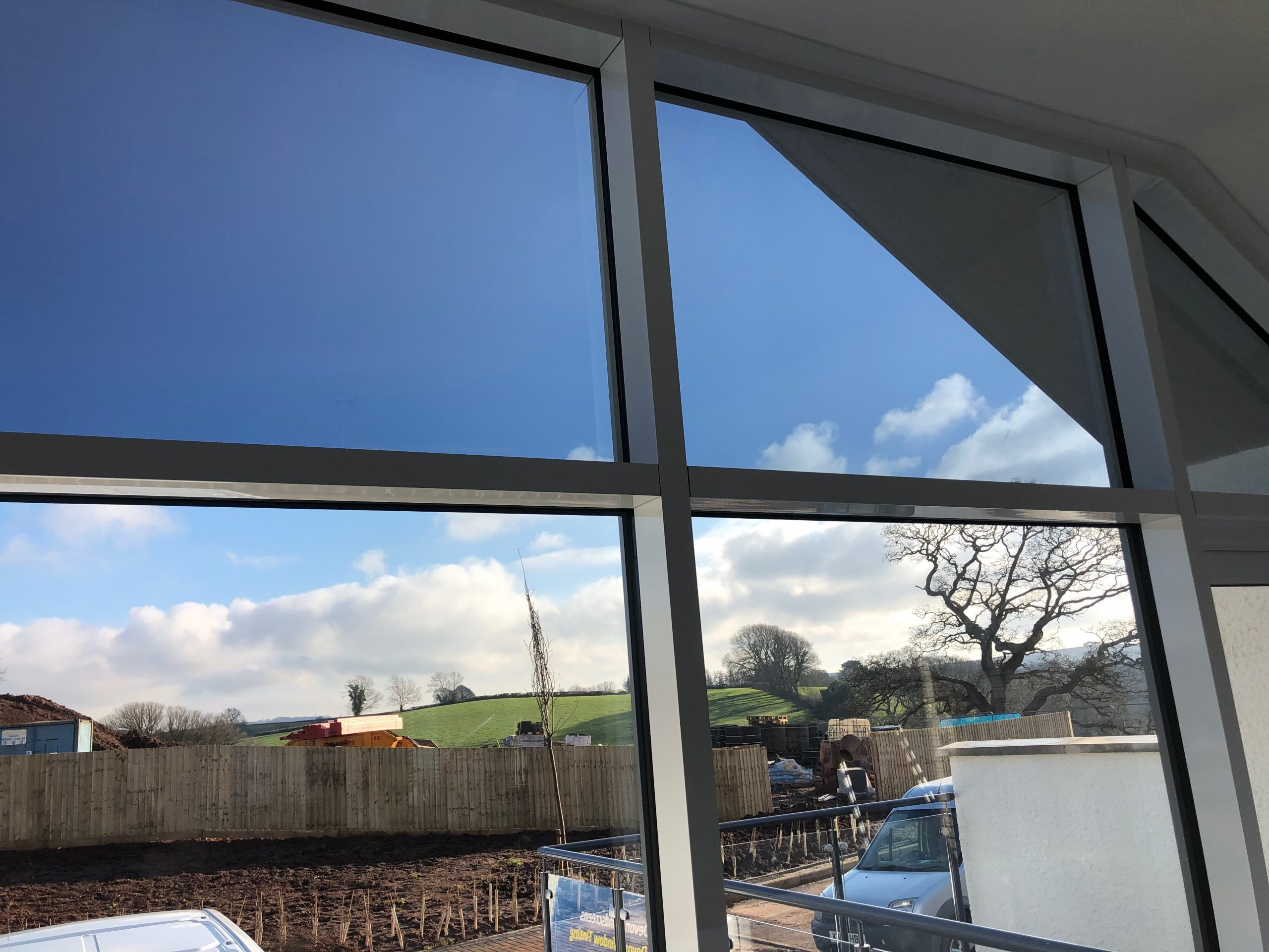 Stoke Gabriel Window Film