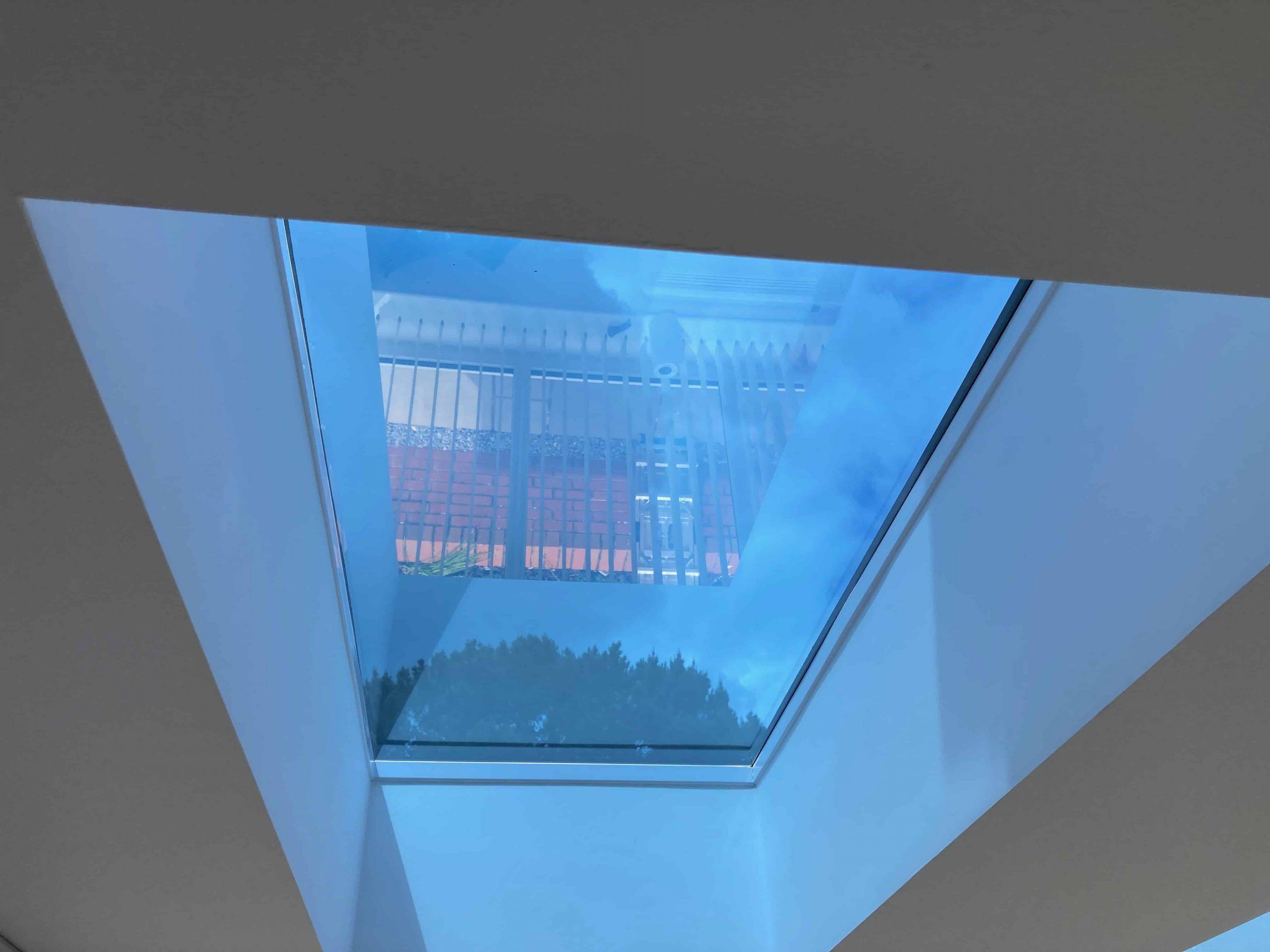 Johnson MBL20 Window Film Exeter Skylight