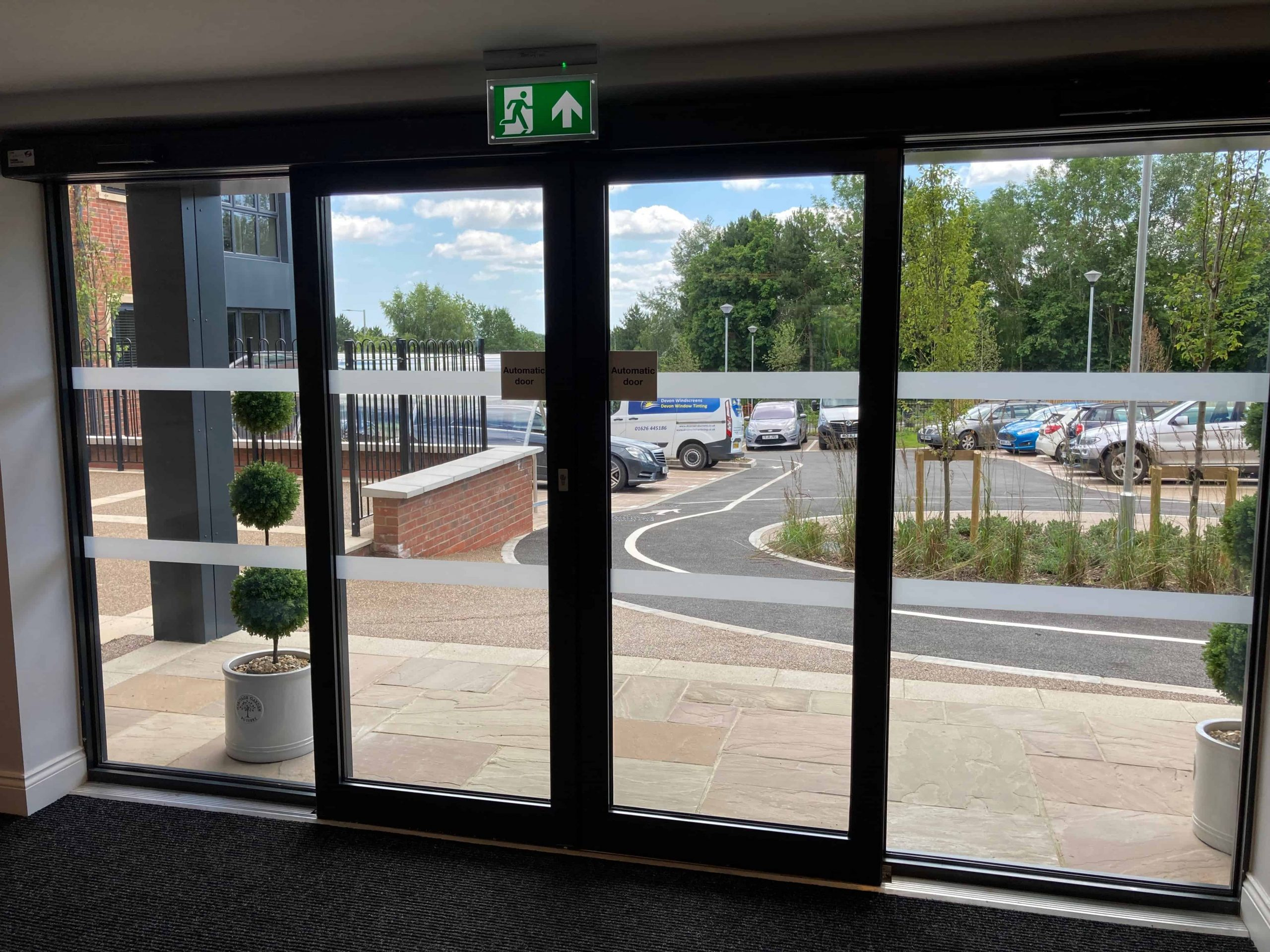 Care Home Glass Manifestations