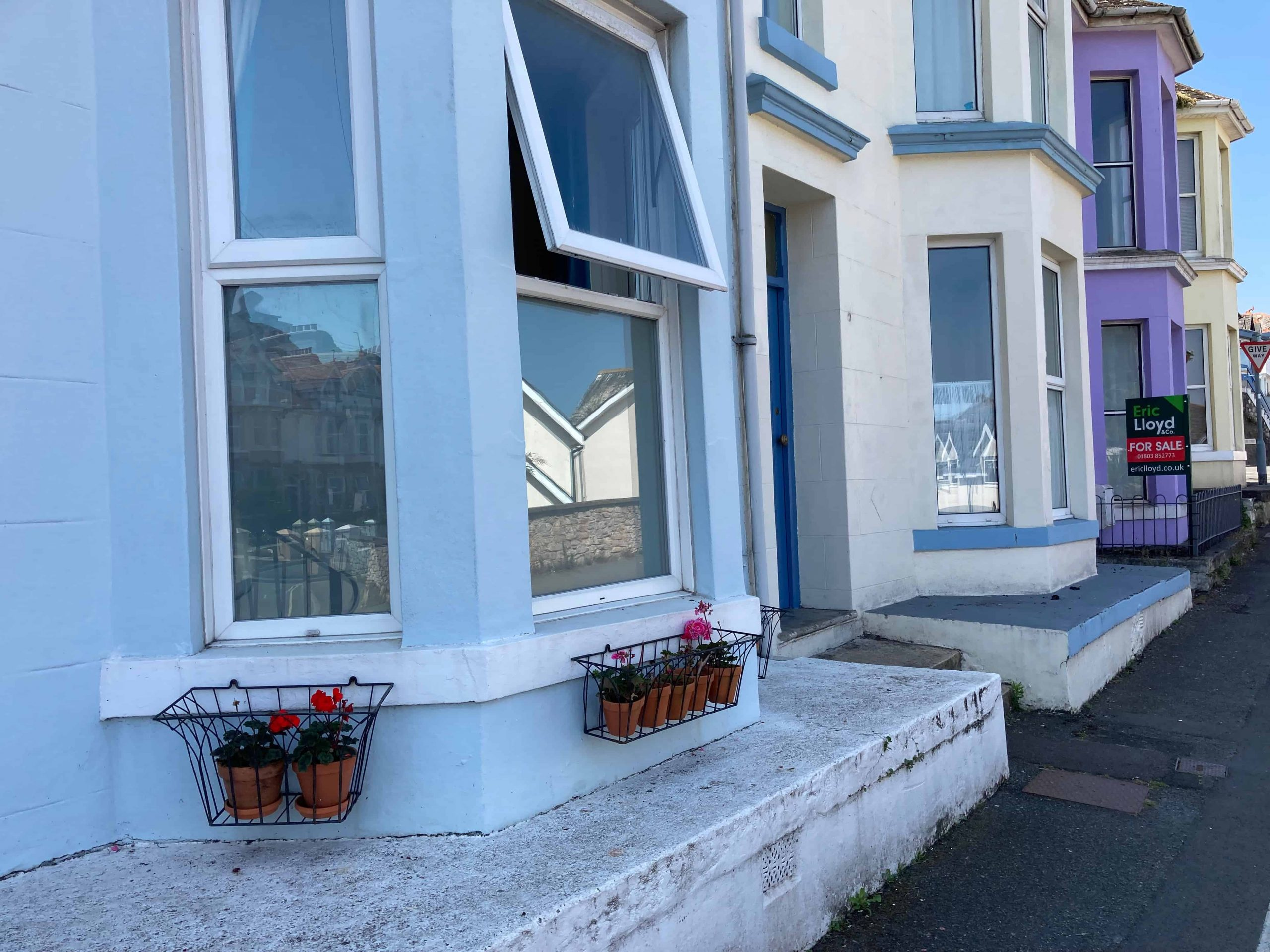 Frosted Obscure Window Film Brixham