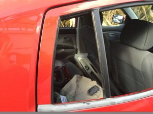 picanto shattered glass