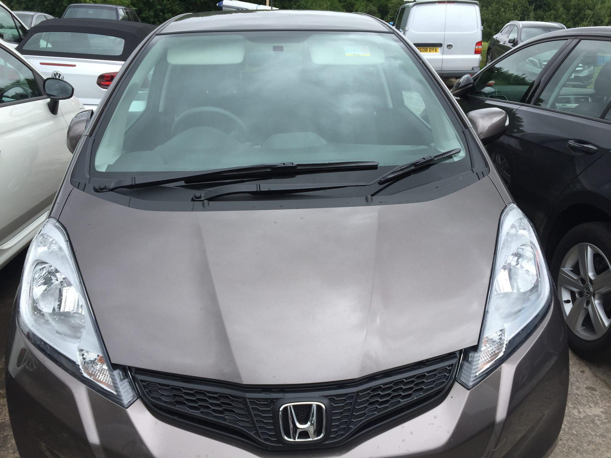 Honda Jazz Windscreen Replacement