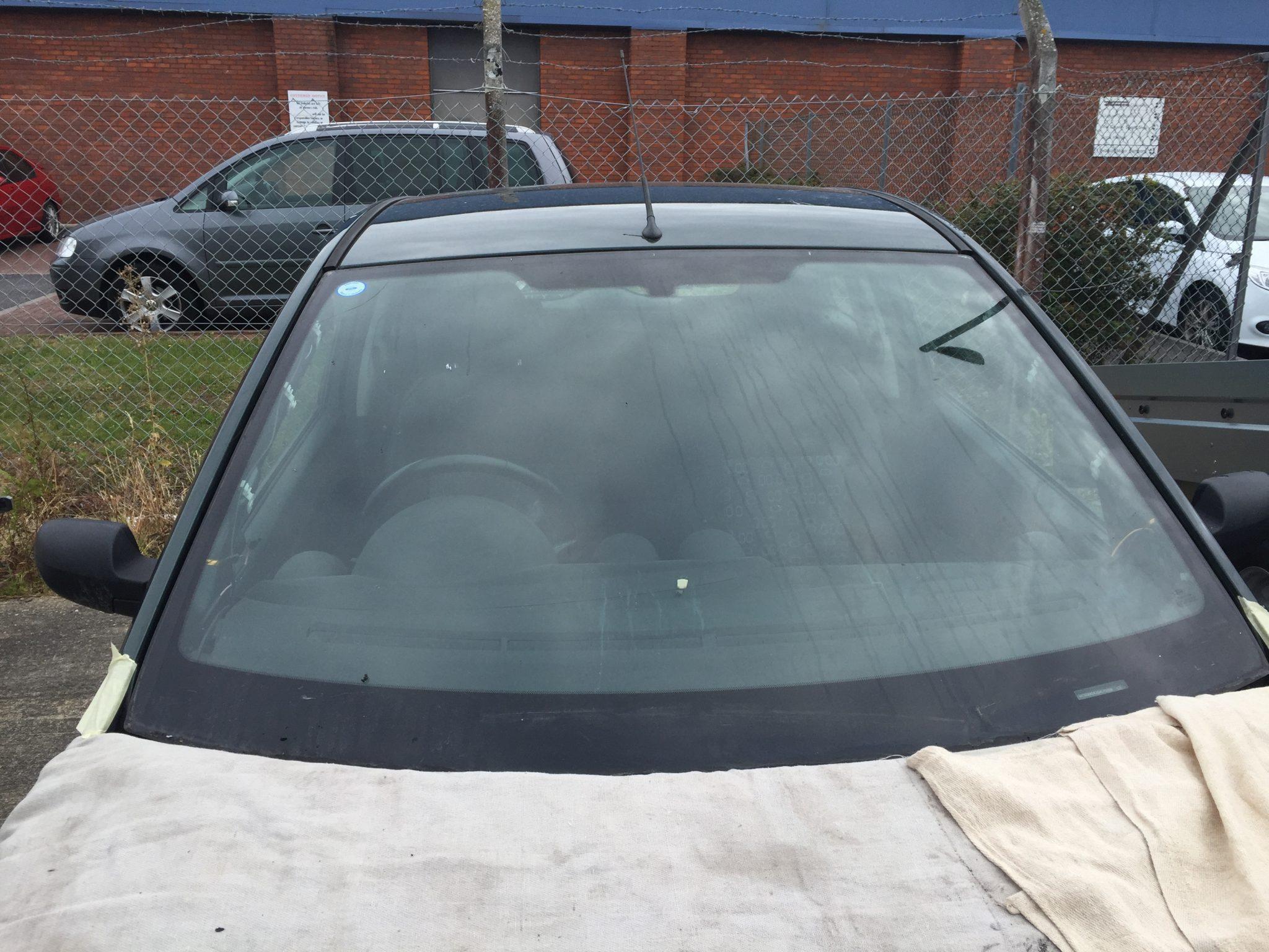 Fiesta Windscreen Replacement