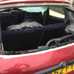 Peugeot 206 Rear Window