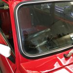 rover mini windscreen