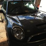 BMW Mini Cooper Leaking Windscreen