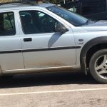 Land Rover Freelander Quarter Glass