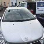 Peugeot 208 Stone Chip Repair