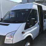Ford Transit Minibus Windscreen