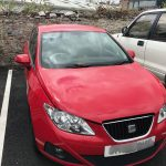 Seat Ibiza Replacement Windscreen