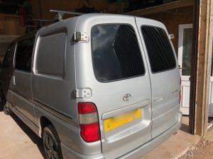 Van Conversions in Devon, all makes of vans, VW, Renault, Vauxhall
