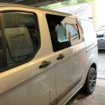 Ford Transit Custom Van Conversion