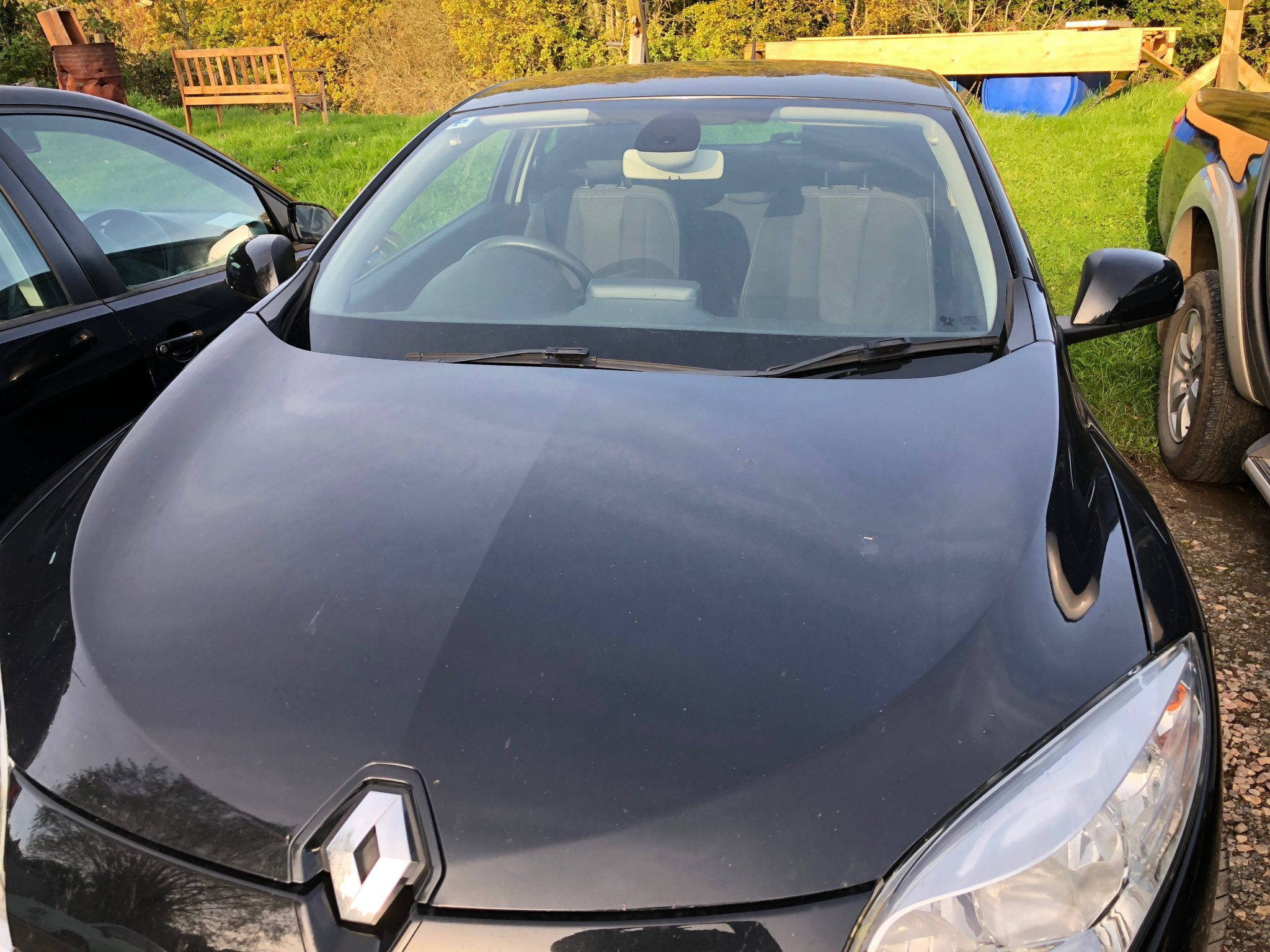 Renault Megane Coupe Replacement Windscreen