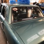 Ford Cortina Windscreen Rear Window
