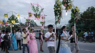 Barangay spirit in the Philippines