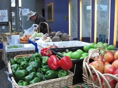 BC Farmer's Market shoot