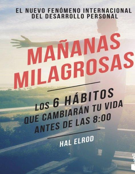 libro mañanas milagrosas Hal Elrod
