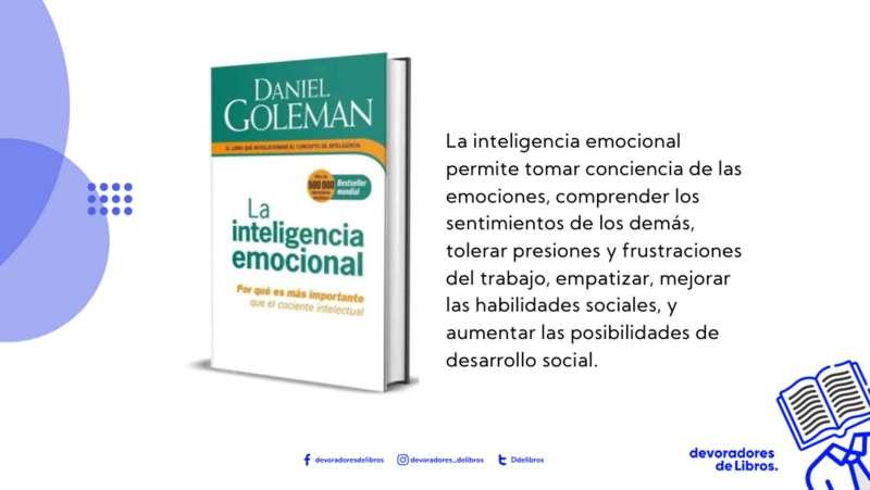 resumen de inteligencia emocional Daniel Goleman
