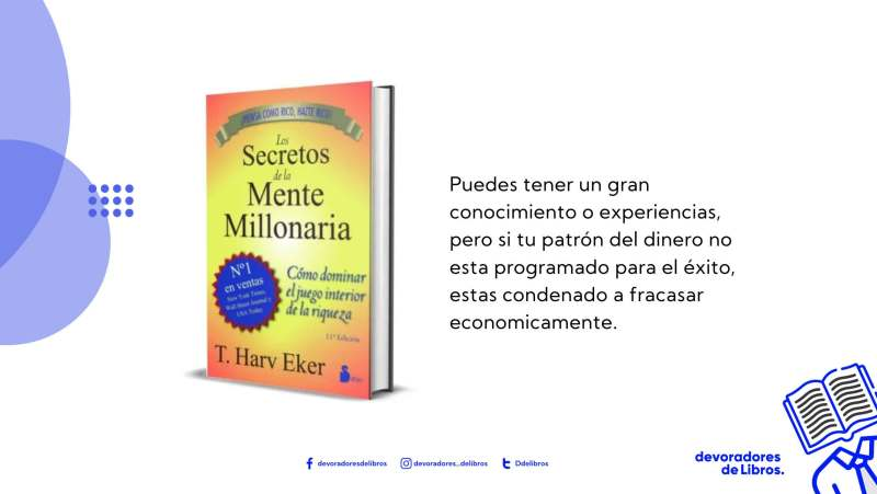 Secretos de la mente millonaria de Harv Eker