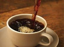cafea slaba fara lapte