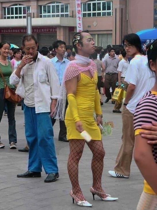 ciudatenii din china