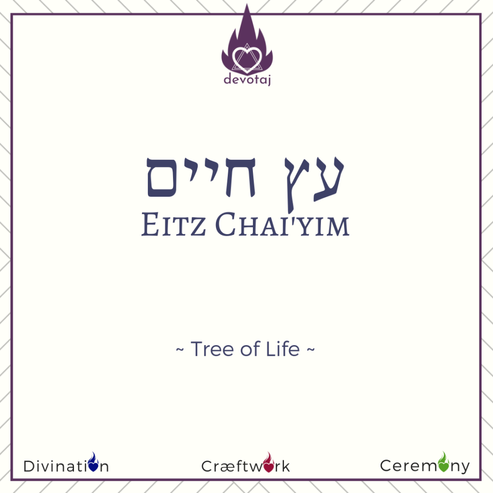 Eitz Chai'yim: Tree of Life