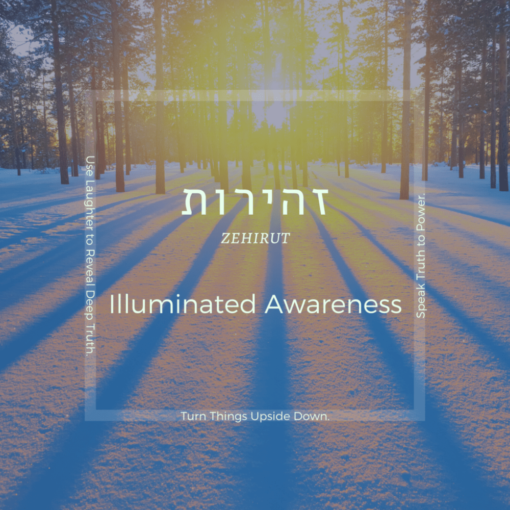 Zehirut_ | Illuminated Awareness | Adar