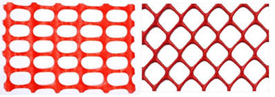Types of Orange Safety Fences