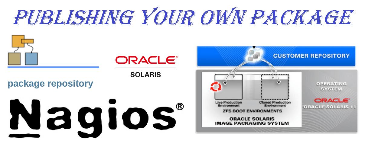 How To Create An Oracle Solaris 113/11 4 IPS/PKG Nagios