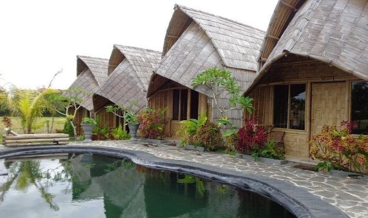 6. Laksmi Ecottage - Inilah 9 Villa Instagramable di Bali dengan Interior Menakjubkan dan Panorama Spektakuler