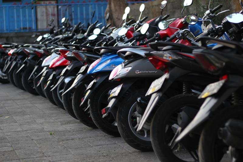 Sewa Motor di Sanur - Rental Motor di Sanur | Jasa Sewa Motor di Pelabuhan Sanur Murah